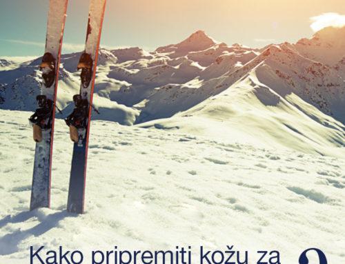 Kako pripremiti kožu za skijanje?